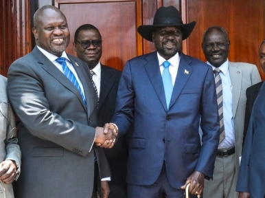 UN chief welcomes South Sudan's Unity government, lauds parties for 'significant achievement'