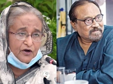 PM Hasina condoles the death of legendary actor Aly Zaker