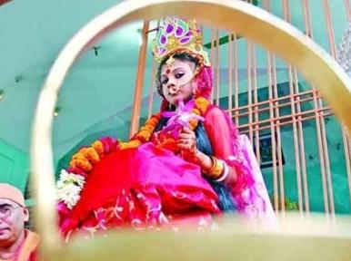 No Kumari Puja in Dhaka this time during Durga Puja