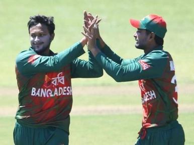 Mahmudullah happy to have Shakib Al Hasan as team mate in Bangabandhu T20 Cup