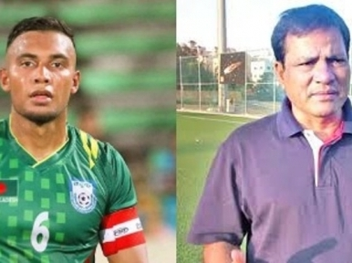 Bangladesh condoles death of footballer Badal Roy