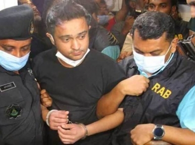 Irfan Salim in jail 4 hours after his release on parole