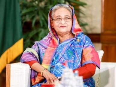 Sheikh Hasina become co-chair of three world bodies
