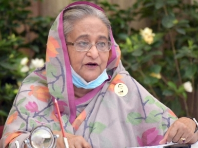 Work is underway to send 1000 workers abroad every year from each upazila: PM Hasina