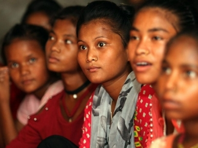 UN programme to help spare millions from child marriage, extended to 2023