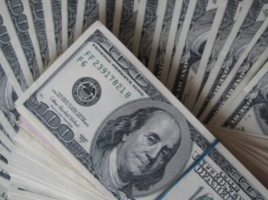 Forex reserves cross $43 billion