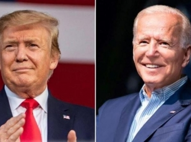Donald Trump's lead over Biden in Pennsylvania decreases to 0.8 percentage point