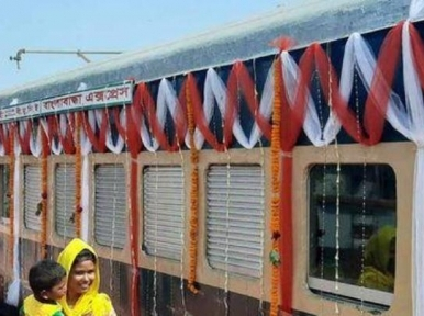 Banglabandha Express to travel from Panchagarh to India's Siliguri