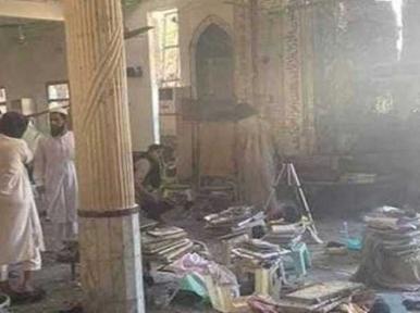 Pakistan: Seminary blast kills 7 in Peshawar