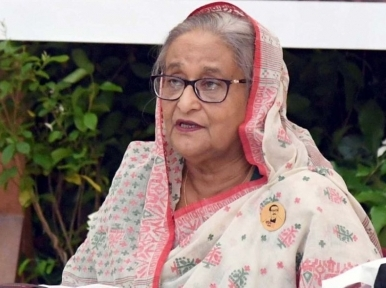 Want to enhance Bangladesh's dignity, says PM Hasina