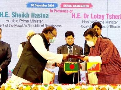 Bhutan-Bangladesh sign preferential trade agreement signed