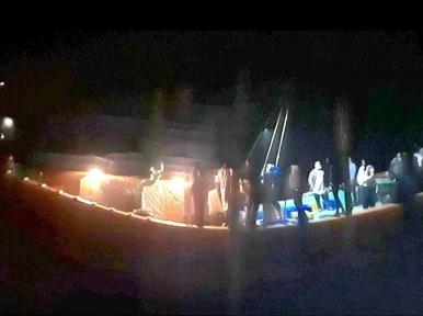 Seventeen Indian fishermen arrested for entering Bangladeshi waters