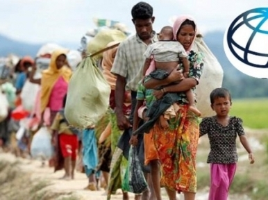 Bangladesh signs Tk 850 crore grant deal with World Bank for betterment of Rohingyas