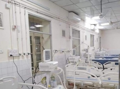 90 out of 305 ICU beds vacant in Dhaka