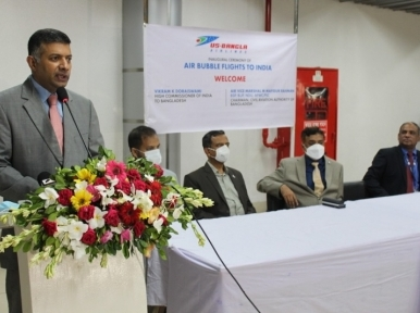 India-Bangladesh operate flights under 'Air Bubble' agreement