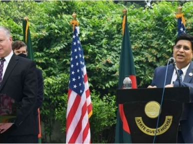 US lauds Bangladesh's stability, growth, and strategic position