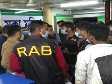 RAB raids different hospitals in Dhaka