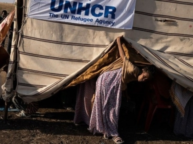 First of four UN humanitarian airlifts for Ethiopia refugees lands in Khartoum