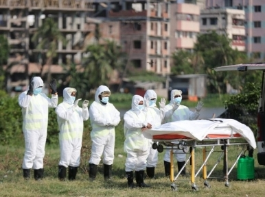 Covid-19: Another 20 die in a day as death toll touches 5,460