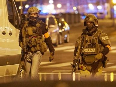 Vienna shooting: Three killed, many injured as gunmen storm Austrian capital