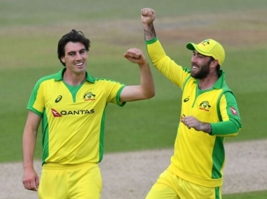 Australia finish series at top of Men's T20I Rankings