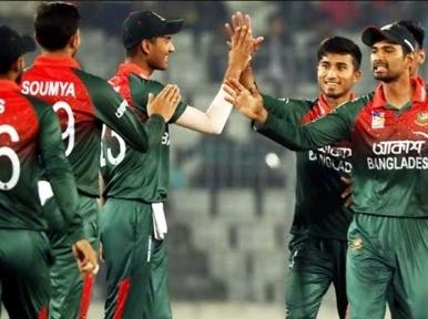 Bangladesh beat Zimbabwe to clinch series