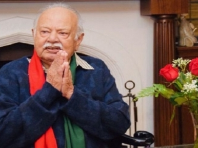 Liberation War hero CR Dutta dies at 93