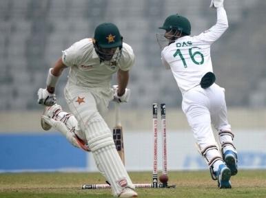Bangladesh beat Zimbabwe in One-match Test series
