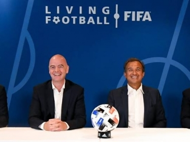 FIFA, UPL sign MoU to promote sustainable development and education through football