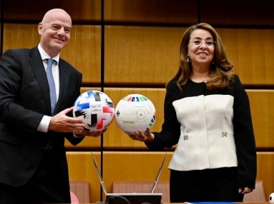 UNODC, FIFA partner to kick out corruption and foster youth development through football