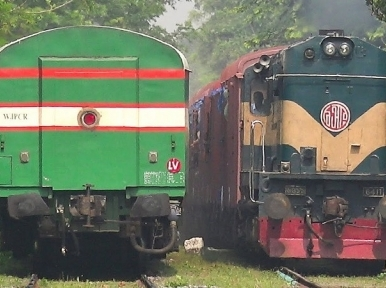 Goods transported through rail a beacon of hope for importers