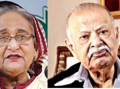PM Hasina condoles war hero CR Dutta