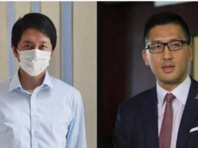 Hong Kong: Police arrest two pro democracy lawmakers