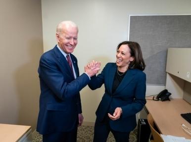 Joe Biden picks US Senator Kamala Harris as Vice Presidential candidate