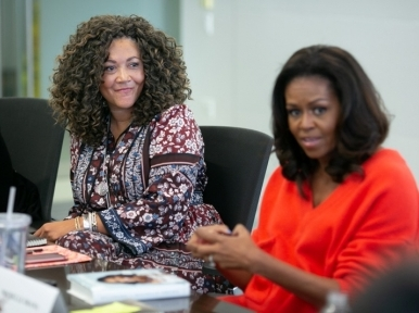 Michelle Obama suffering from 'low-grade depression'