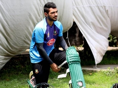 Cricket Saif Hasan eager to play against Sri Lanka