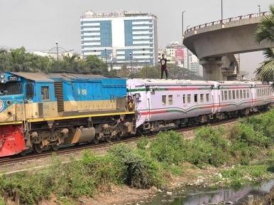 Dhaka-Siliguri train service to start from June