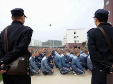 Chinese companies forcing Uyghur population to produce face masks