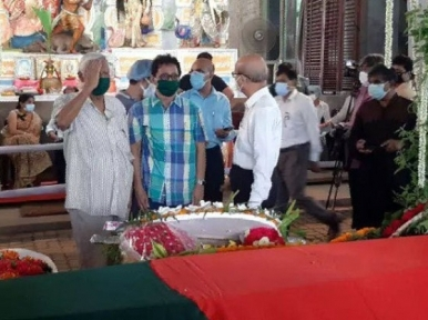 CR Dutta was a great freedom fighter: Dr Zafrullah Chowdhury