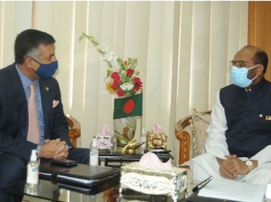 India, Bangladesh to work together on marine resources