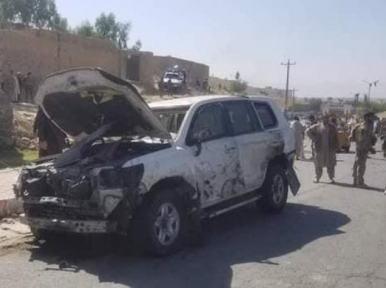 Afghanistan: Eight dead, 38 injured as blast targets Laghman governor