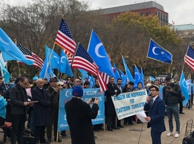 Campaign For Uyghurs calls to end atrocities carried out on Uyghurs by China