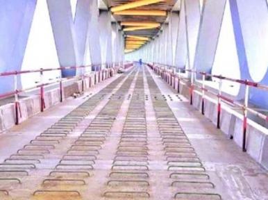 Vehicles will run through Padma bridge from 2022: Bridges Minister