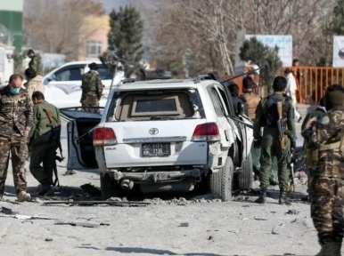 Four blasts rock Kabul; two killed, six wounded