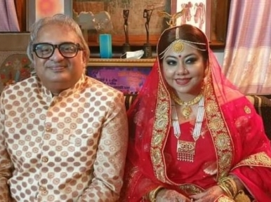 Actress Shomi Kaiser gets married for the third time