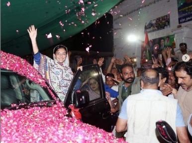 Benazir Bhutto's daughter Aseefa to address Multan rally