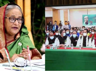 Everyone will live with equal rights in Bangladesh: Prime Minister Hasina