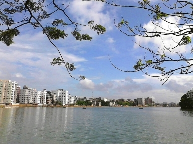 Gulshan-Banani-Baridhara lake development expenditure to increase by 1091 percent