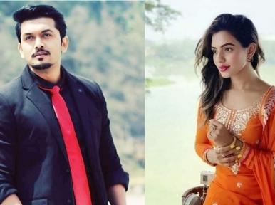 Coronavirus hits Bangladeshi actors Nusrat Faria and Shuvo