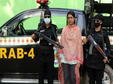 Woman arrested in the Dhaka on charges of spreading religious hatred